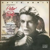 David Bowie, Eugene Ormandy, Philadelphia Orchestra: Prokofiev:Peter and the Wolf - CD