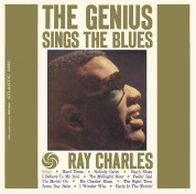 Ray Charles: The Genius Sings the Blues - CD