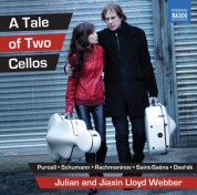 Jiaxin Cheng, Julian Lloyd Webber: A Tale of Two Cellos - CD