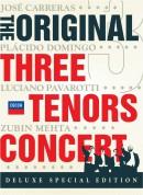The Original Three Tenor Concert Deluxe  Edition - DVD