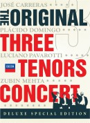The Original Three Tenor Concert Deluxe  Edition - DVD