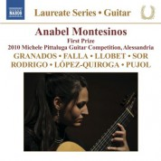 Anabel Montesinos: Guitar Recital: Anabel Montesinos - CD