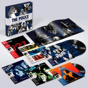 Police: Every Move You Make: The Studio Recordings - Plak