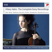 Hilary Hahn: The Complete Sony Recordings - CD