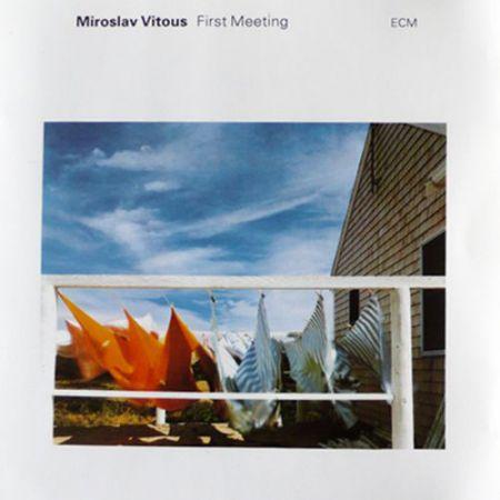 Miroslav Vitouš: First Meeting - CD