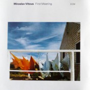 Miroslav Vitouš: First Meeting - CD