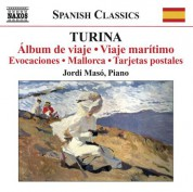 Jordi Masó: Turina: Piano Music, Vol. 7 - CD