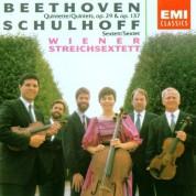 Wiener Streichsextett: Schulhoff/ Beethoven: String Sextet/ String Quintet - CD