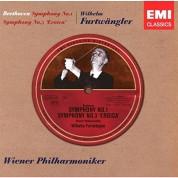 Wiener Philharmoniker, Wilhelm Furtwängler: Beethoven: Symphonies No. 1, 3 - CD