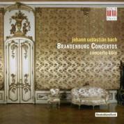Concerto Köln, Mayumi Hirasaki, Sylvie Kraus, Markus Hoffmann, Gerald Hambitzer: J.S. Bach: Brandenburg Concertos - CD