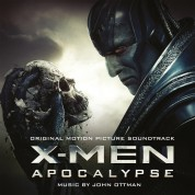 John Ottman: X-Men: Apocalypse (Soundtrack) - Plak