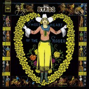 The Byrds: Sweethearth of the Rodeo - Plak