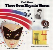 Paul Simon: There Goes Rhymin' Simon - Plak
