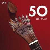 Çeşitli Sanatçılar: 50 Best Fado - CD