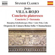 Nicolas Chumachenco: Villa-Rojo: Concierto Plateresco / Serenata / Concierto 2 - CD