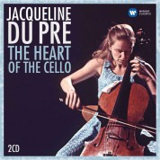 Jacqueline Du Pre: The Heart of the Cello - CD