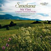 Janáček Philharmonic Orchestra, Theodore Kuchar: Smetana: Complete Orchestral Works - CD
