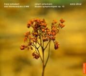 Emre Elivar: Schubert/ Schumann: Drei Klavierstücke D. 946/ Etudes Symphonique op. 13 - CD