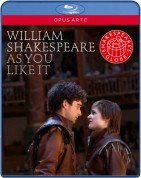 Shakespeare: As You Like It - BluRay