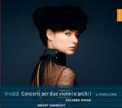 Riccardo Minasi, Dmitry Sinkovsky, Il Pomo d'Oro: Vivaldi: Concerti per archi I - CD