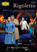 Diana Damrau, Michele Mariotti, Oksana Volkova, Piotr Beczala, Štefan Kocán, The Metropolitan Opera Orchestra and Chorus, Željko Lučić: Verdi: Rigoletto - DVD