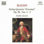 Kodály Quartet: Haydn: String Quartets Nos. 36-38 - CD