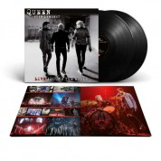 Queen, Adam Lambert: Live Around the World - Plak