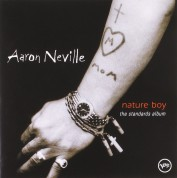 Aaron Neville: Nature Boy: The Standards Album - CD