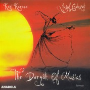 Kani Karaca, Yusuf Gebzeli: The Dergah Of Musics - CD