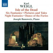 Joseph Banowetz: Weigl: Isle of the Dead - CD