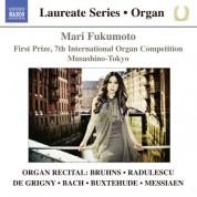 Mari Fukumoto: Organ Recital - CD