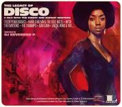 Çeşitli Sanatçılar: The Legacy Of Disco - CD