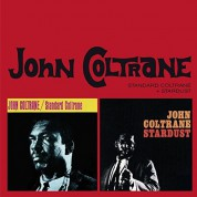 John Coltrane: Standard Coltrane + Stardust + 1 Bonus - CD