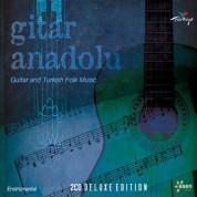 Çeşitli Sanatçılar: Guitar and Turkish Folk Music - CD