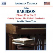 Harbison: Piano Trios / Gatsby Etudes / The Violist's Notebook / 10 Micro-Waltzes - CD