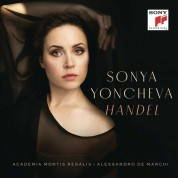 Sonya Yoncheva: Handel - CD
