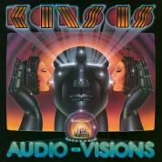 Kansas: Audio-Visions (Turquoise Vinyl) - Plak