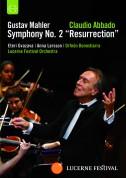 Eteri Gvazava, Anna Larsson, Lucerne Festival Orchestra, Claudio Abbado: Mahler: Symphony No.2 - DVD