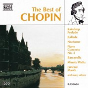 Chopin : The Best of Chopin - CD