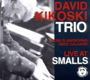David Kikoski: Live at Smalls - CD