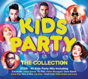 Çeşitli Sanatçılar: Kids Party - The Colection - CD