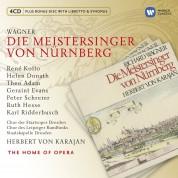 Herbert von Karajan: Wagner: Die Meistersinger Von Nürnberg - CD