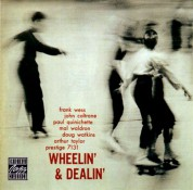 John Coltrane: Wheelin' & Dealin' - CD