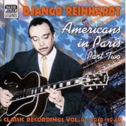 Reinhardt, Django: Americans in Paris (1938-1945) - CD