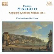 Scarlatti, D.: Keyboard Sonatas (Complete), Vol.  1 - CD