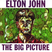 Elton John: The Big Picture (Remastered) - Plak
