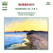 Borresen: Symfonier - CD