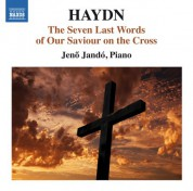 Haydn: The Seven Last Words of Our Saviour (Version for Keyboard) - CD