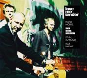 Der Rote Bereich: Love Me Tender - CD