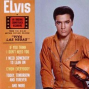 Elvis Presley: Viva Las Vegas (Remastered) - Plak